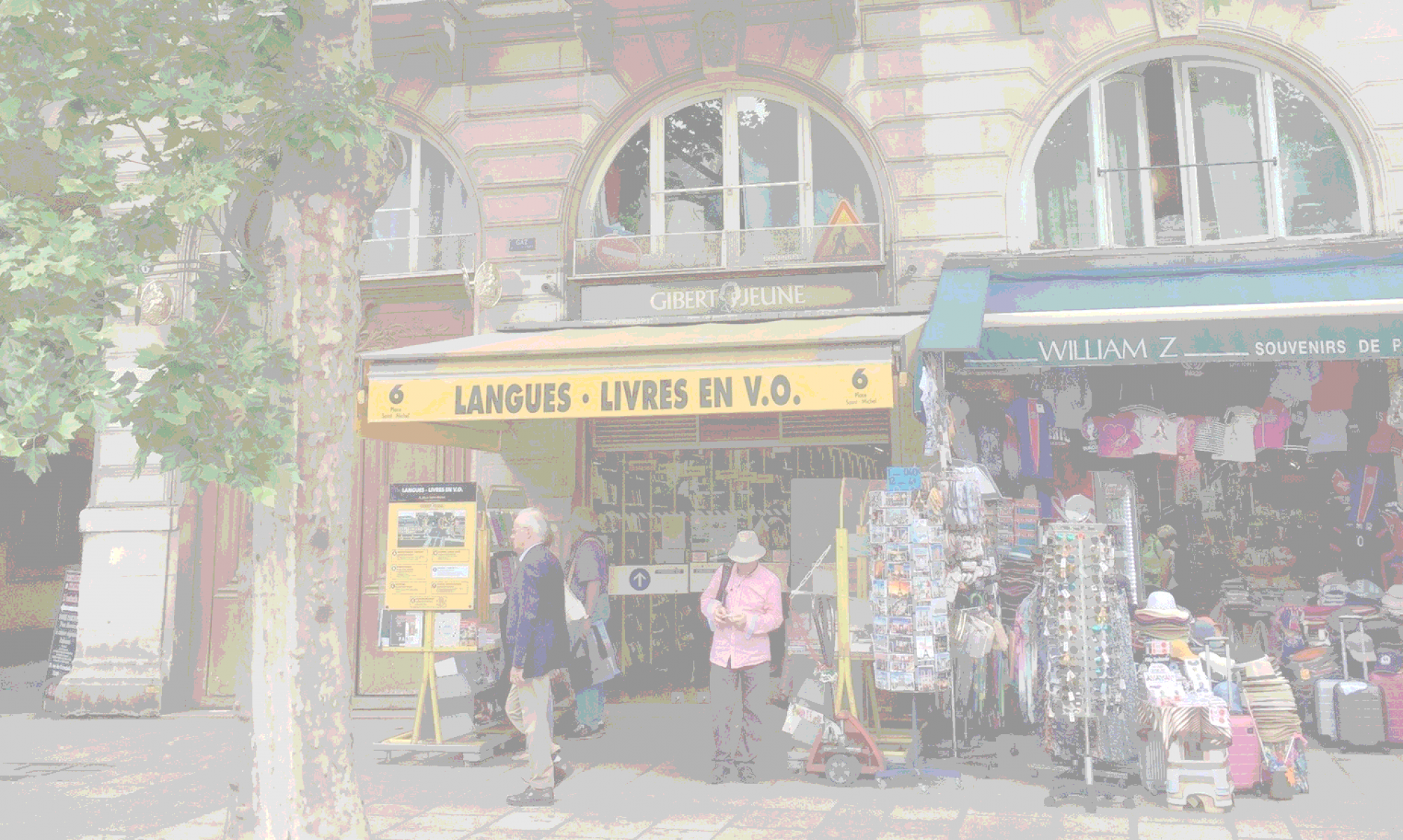 モン カイエ:私の外国語学習帳